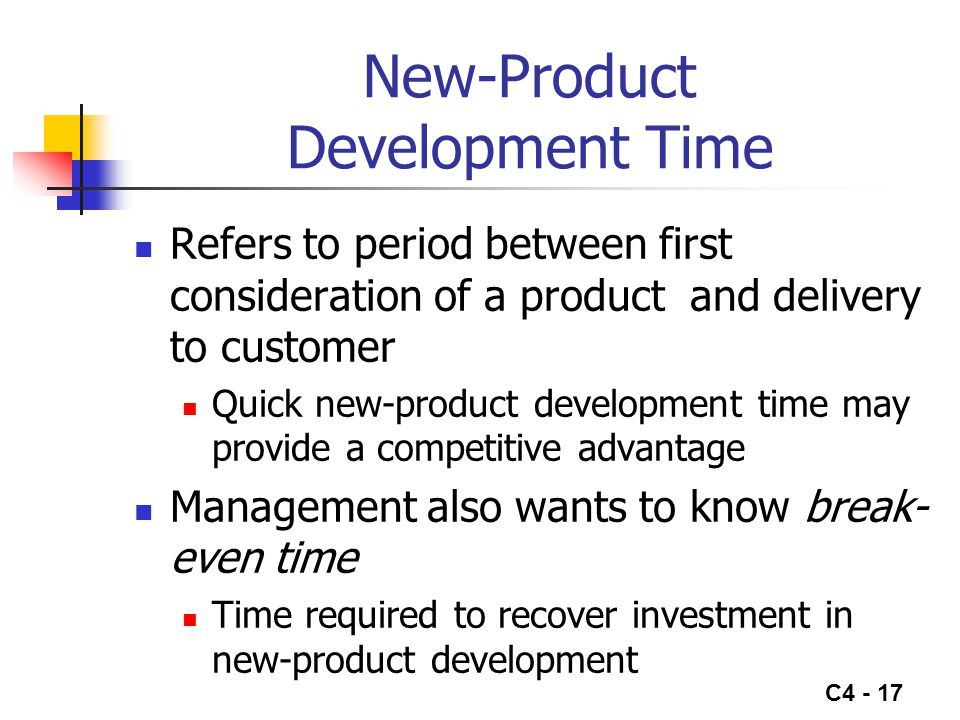 New-Product Development Time