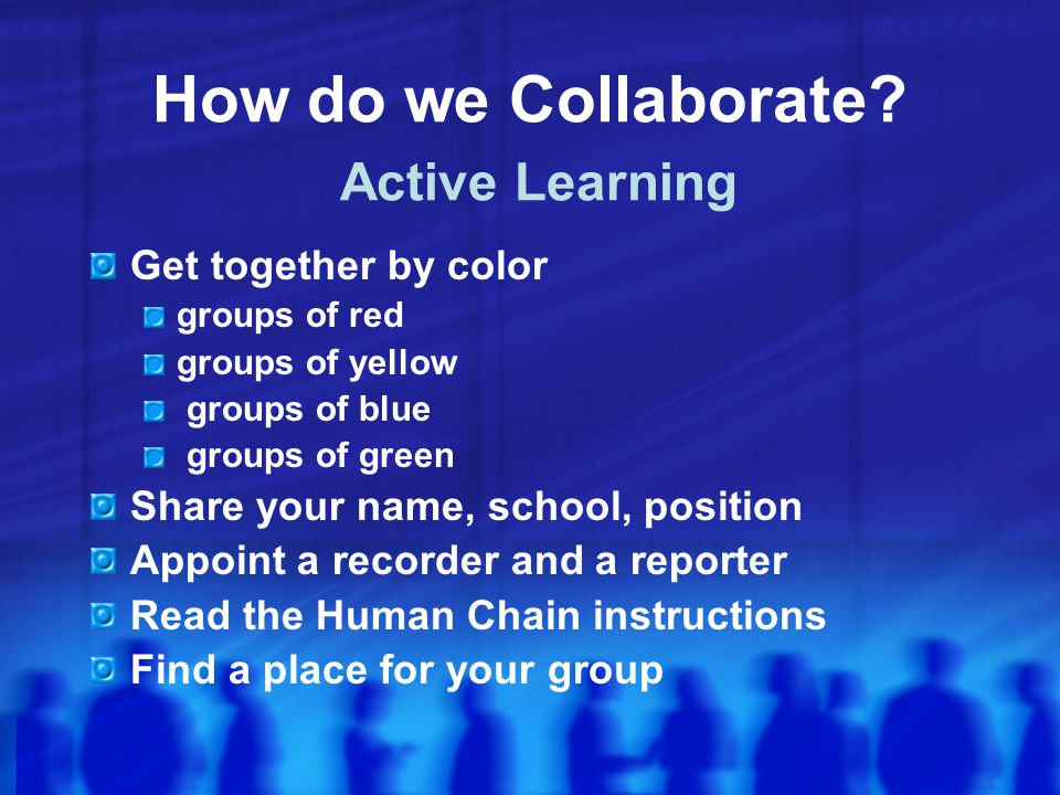 How do we Collaborate Active Learning
