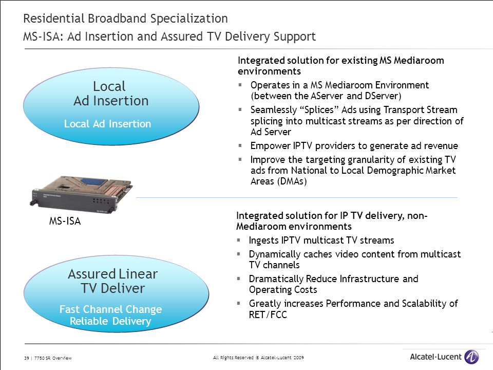 Assured Linear TV Deliver