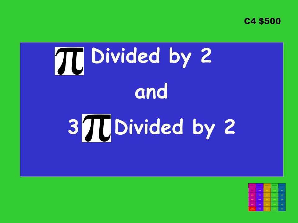 Divided by 2 and 3 Divided by 2