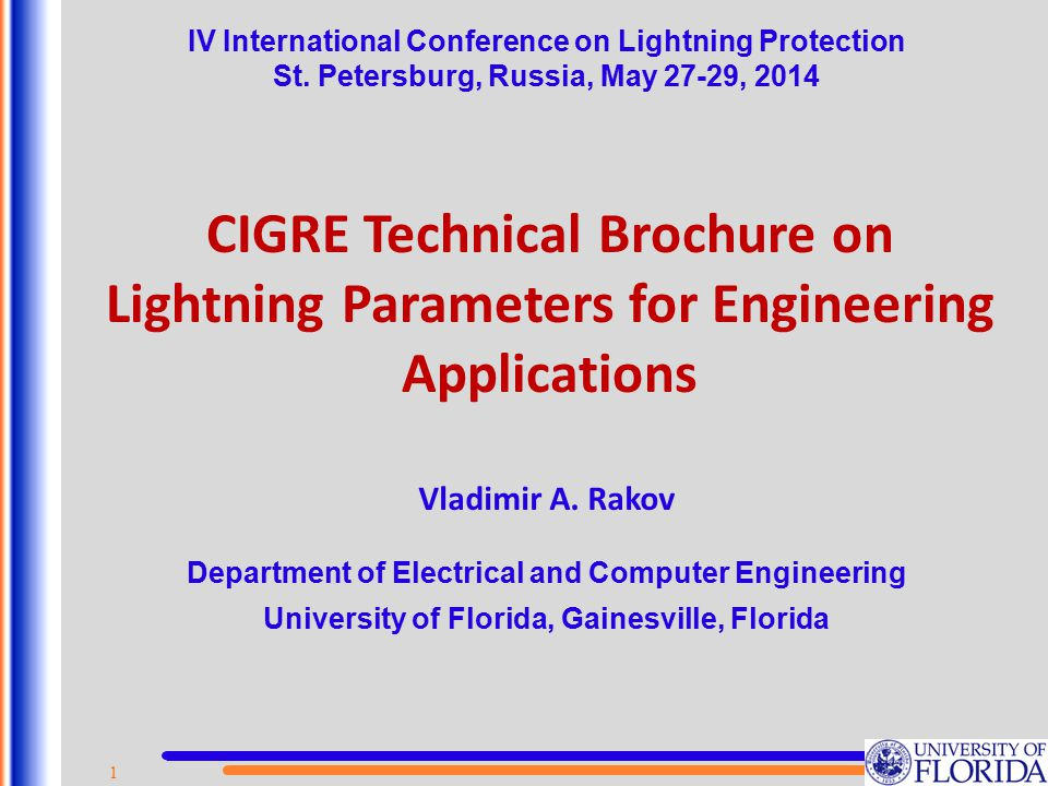 CIGRE Technical Brochure on