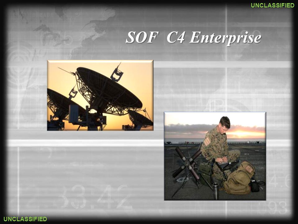 SOF C4 Enterprise