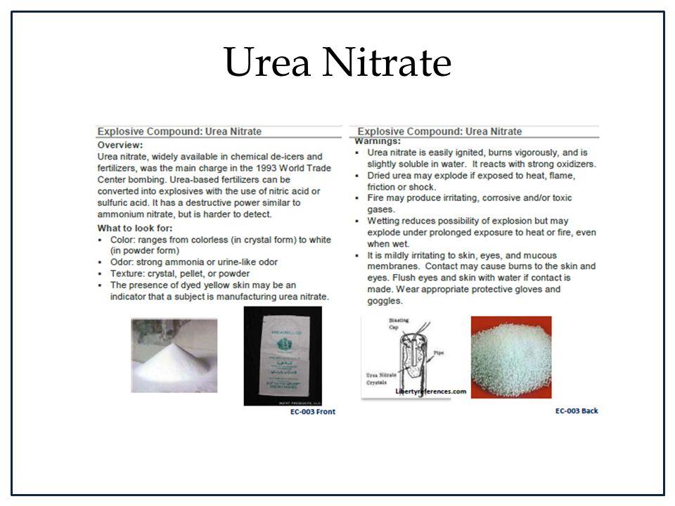 Urea Nitrate