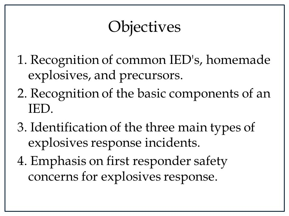 different types of explosives essay Different types of explosives purpose: to learn about the different areas of explosives and the separate join essayworld today to view this entire essay.