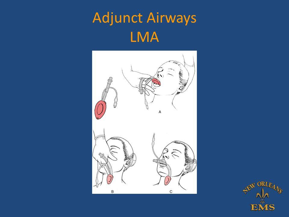 Adjunct Airways LMA