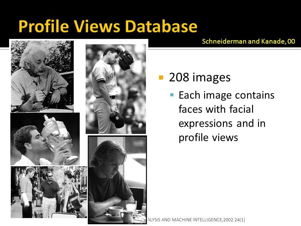 Profile Views Database