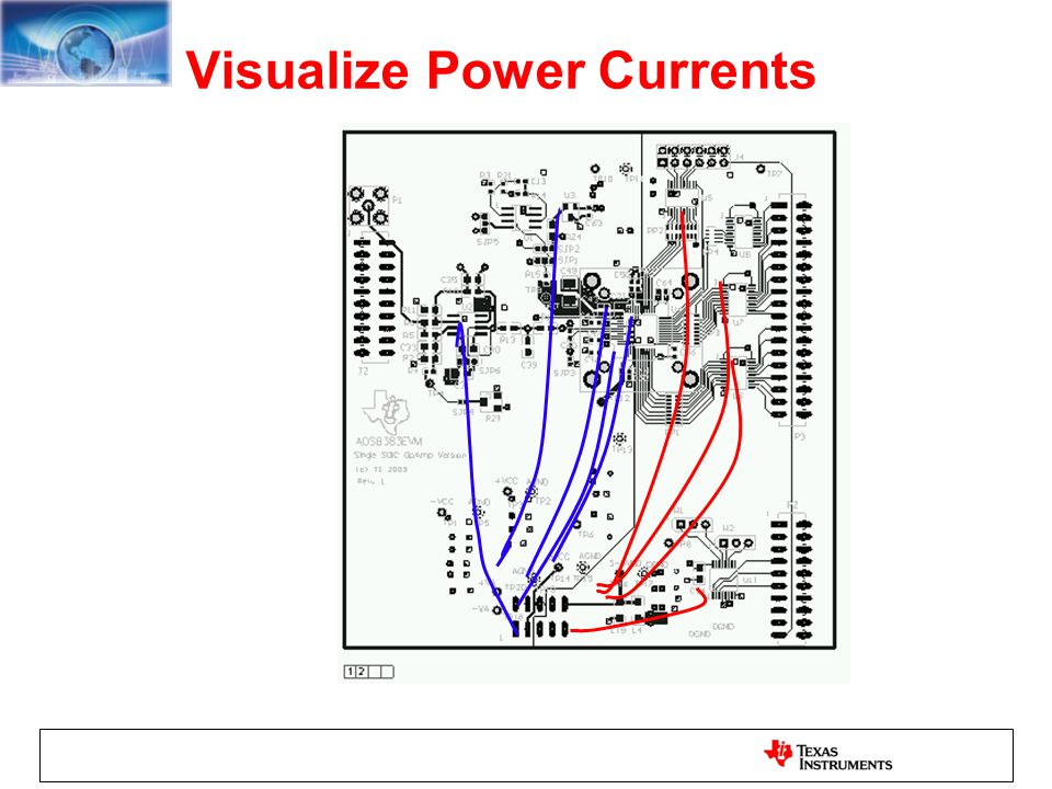Visualize Power Currents