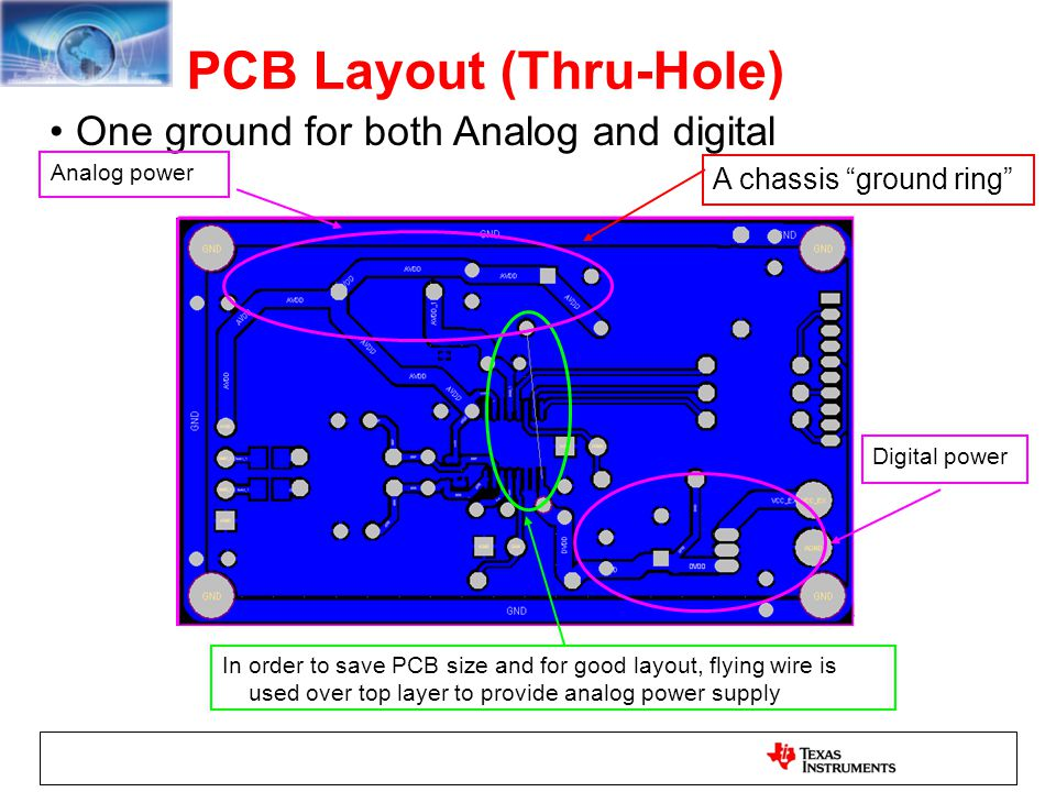 PCB Layout (Thru-Hole)