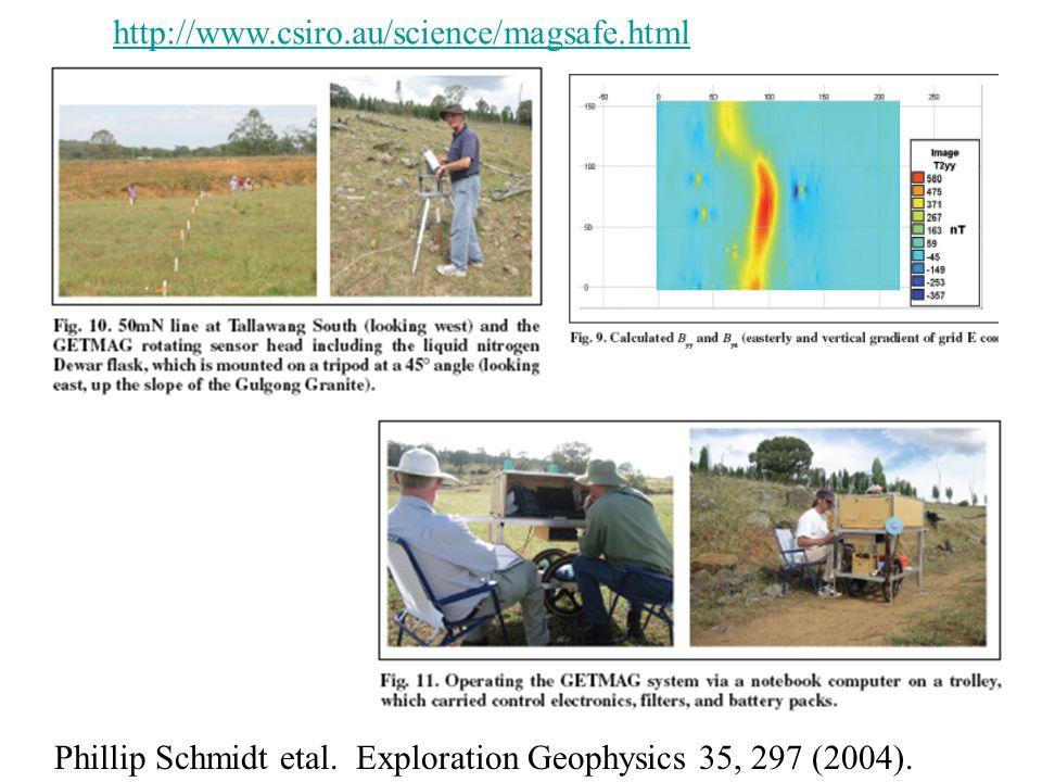 http://www.csiro.au/science/magsafe.html Phillip Schmidt etal.