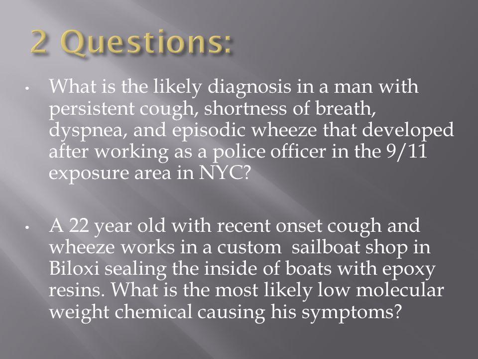 2 Questions: