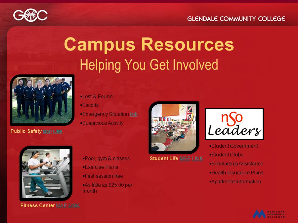 Campus Resources Helping You Get Involved