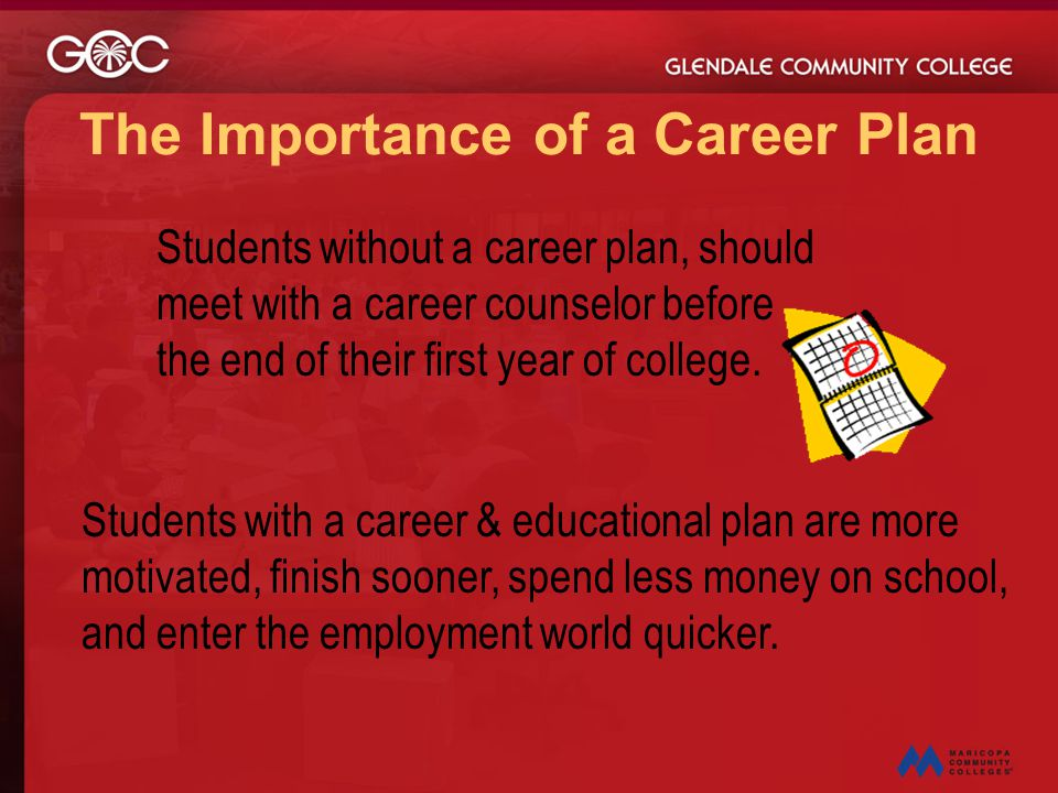 The Importance of a Career Plan