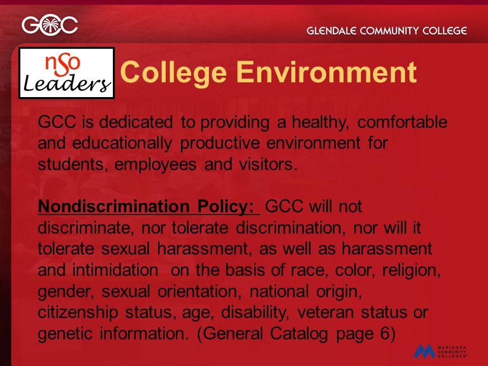 College Environment