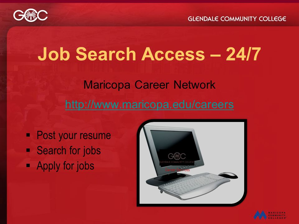 Maricopa Career Network