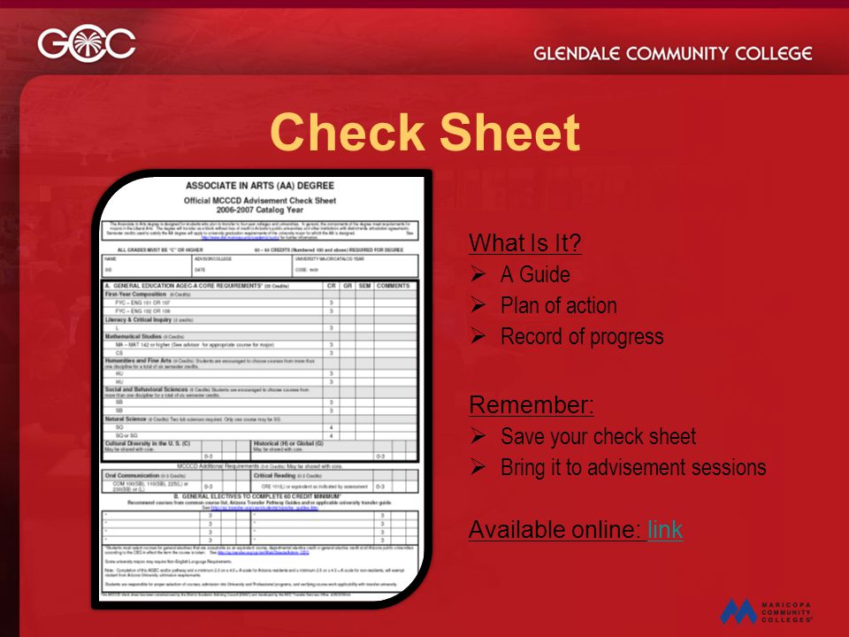 Check Sheet What Is It A Guide Plan of action Record of progress