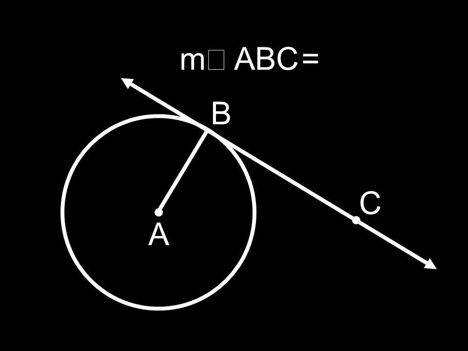 m Ð ABC = A B C