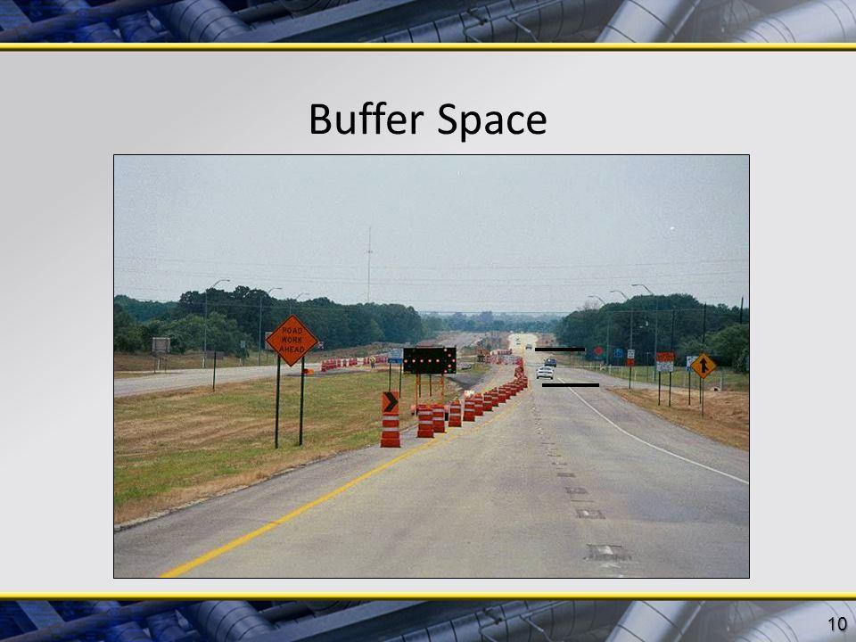 Buffer Space
