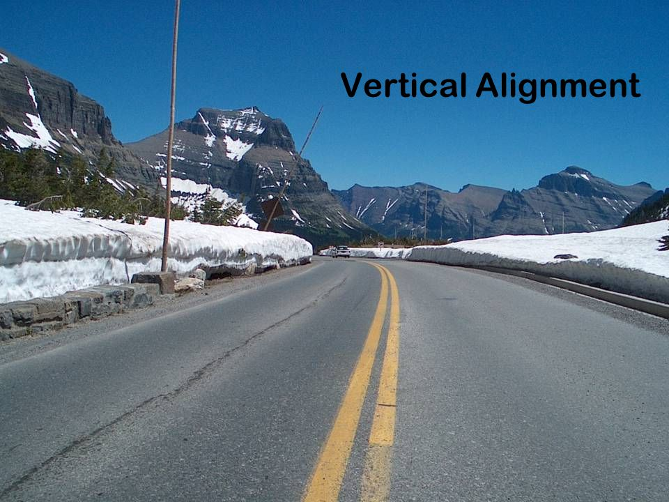 Vertical Alignment