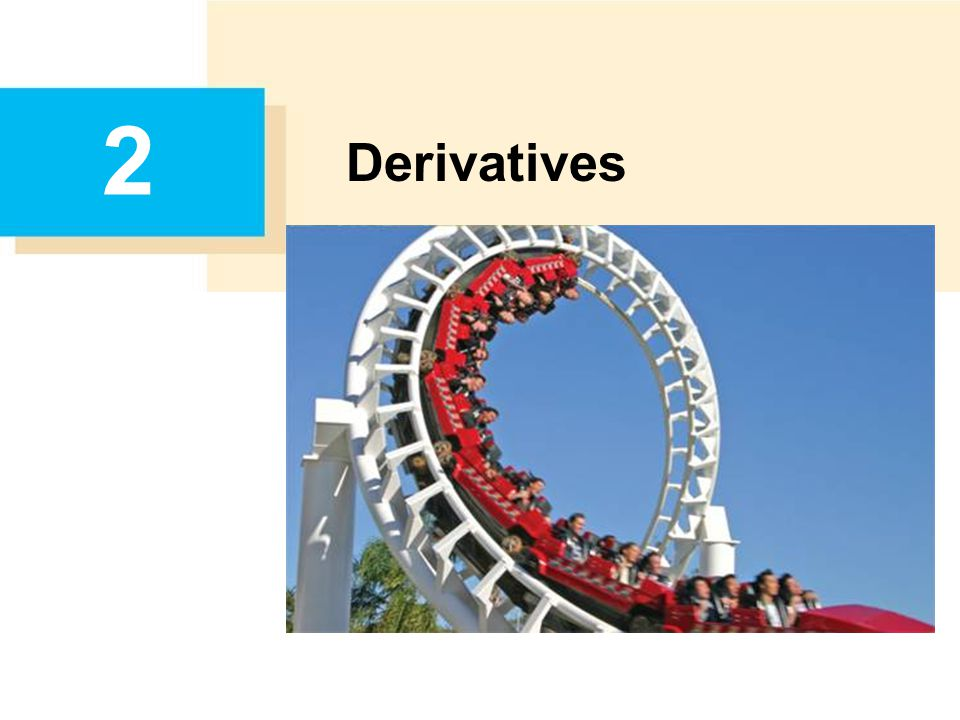 2 Derivatives