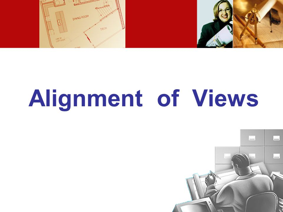 Alignment of Views