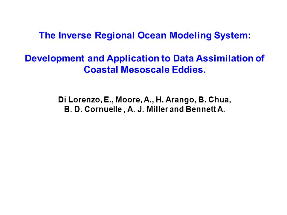 The Inverse Regional Ocean Modeling System: