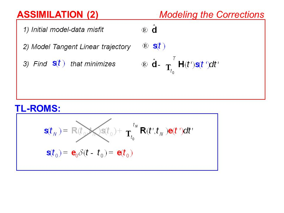Modeling the Corrections