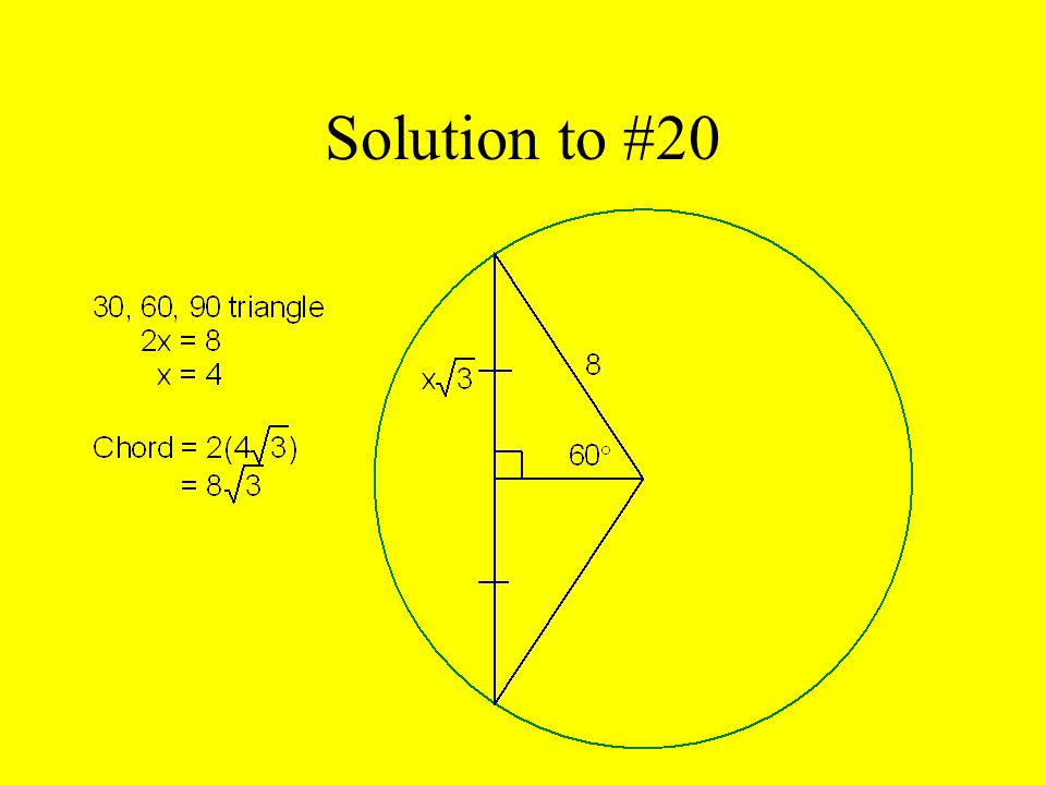 Solution to #20