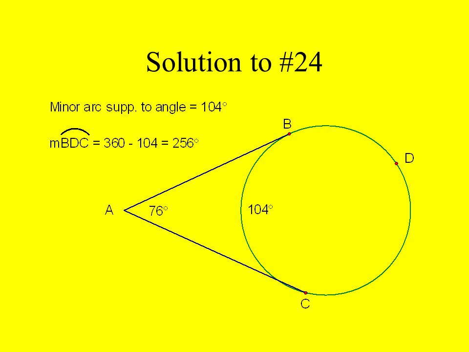 Solution to #24
