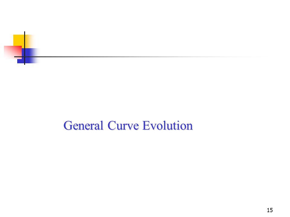General Curve Evolution