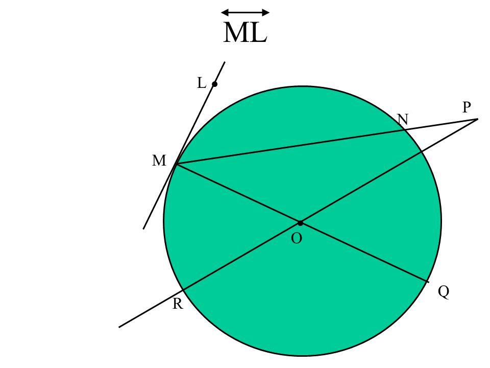 ML M Q O N R L P