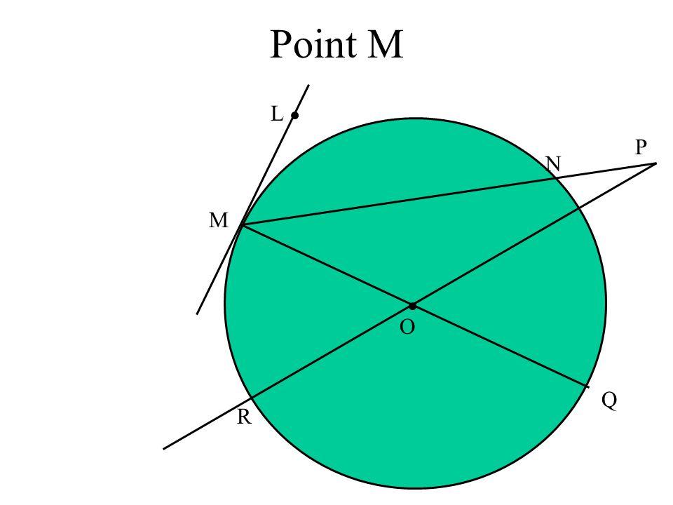 Point M M Q O N R L P