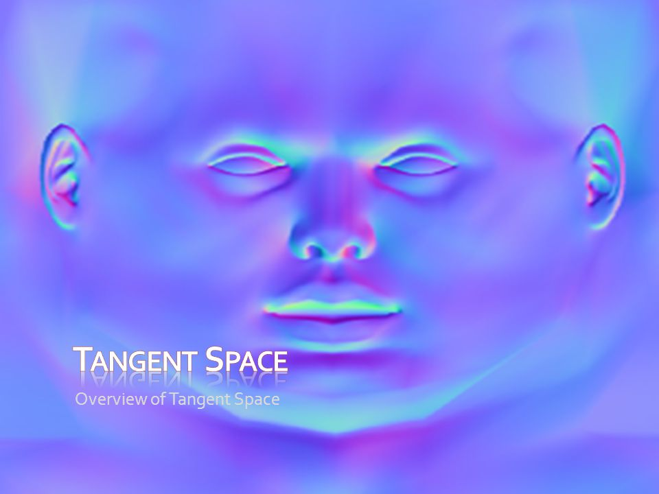 Tangent Space Overview of Tangent Space