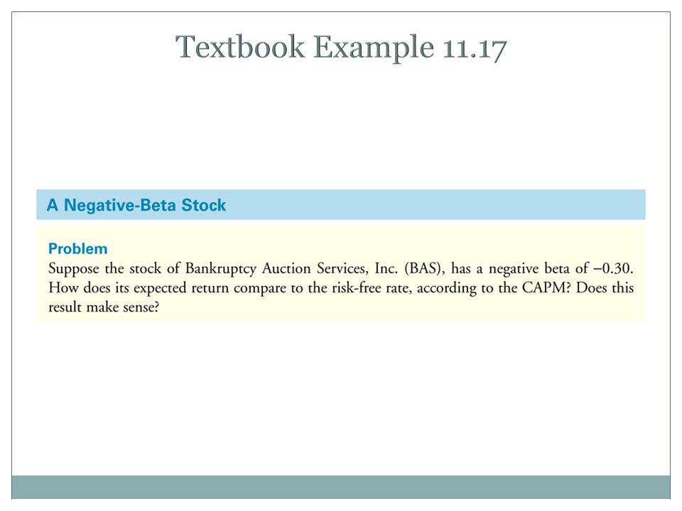 Textbook Example 11.17