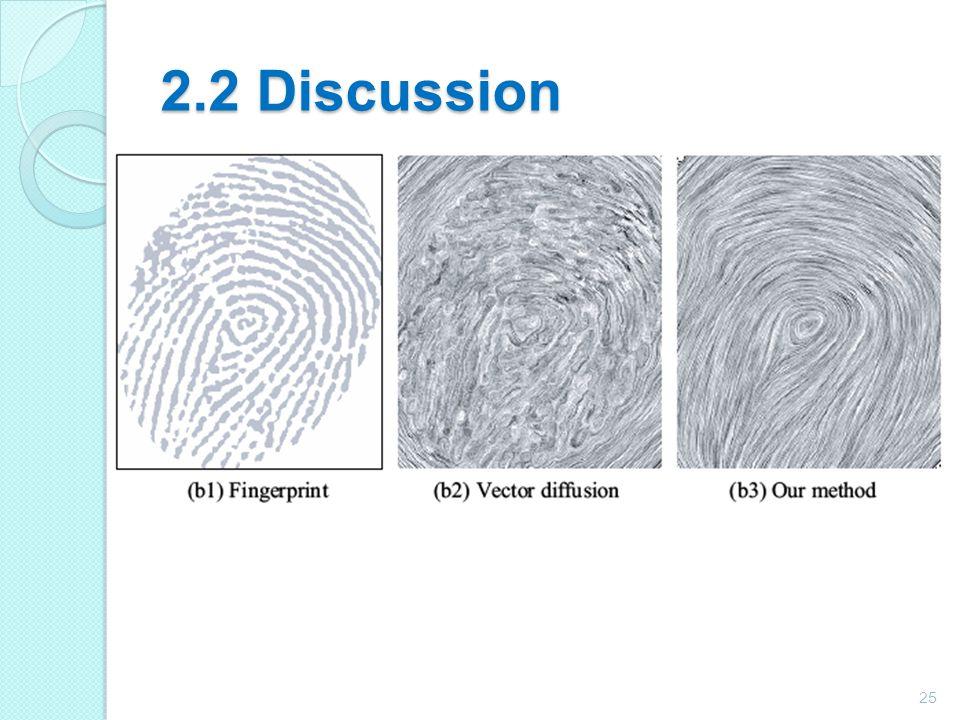2.2 Discussion