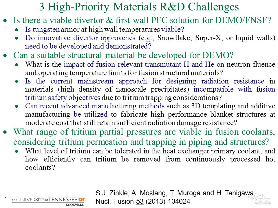 3 High-Priority Materials R&D Challenges