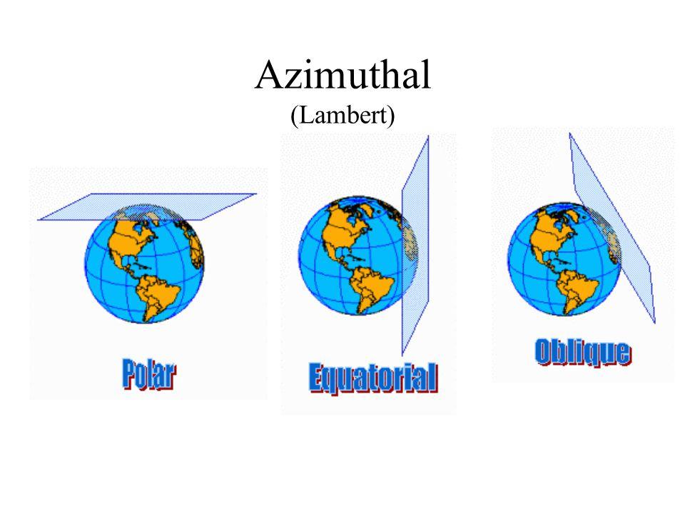 Azimuthal (Lambert)