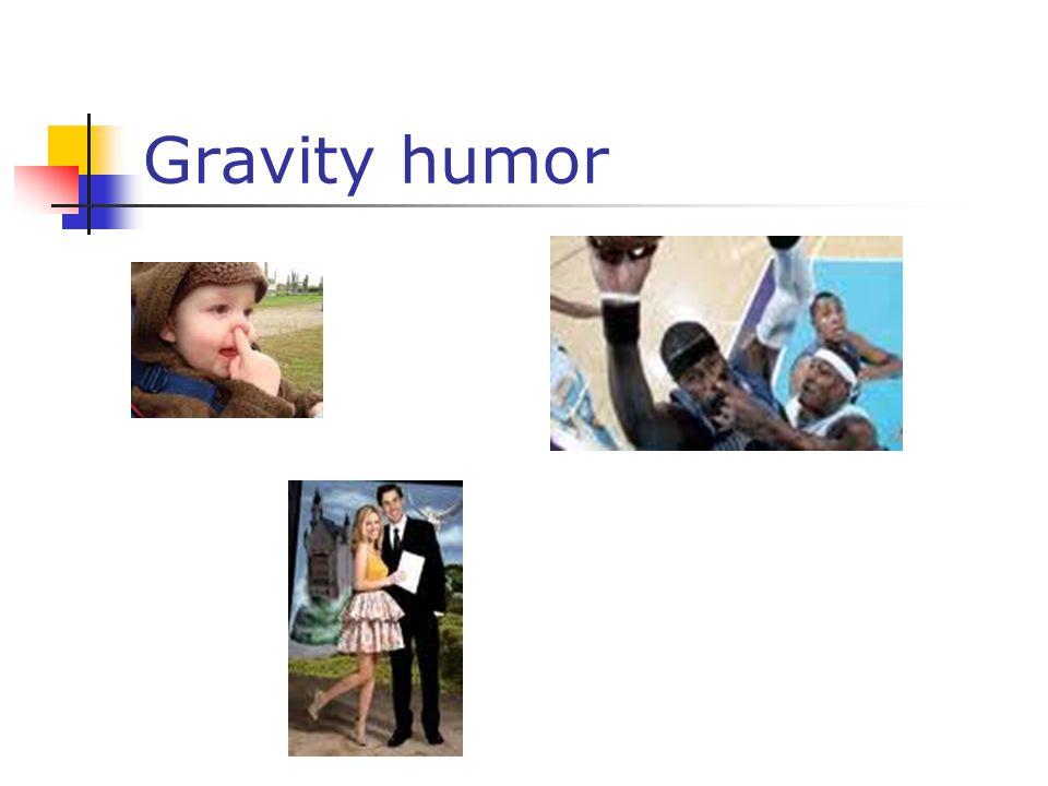 Gravity humor