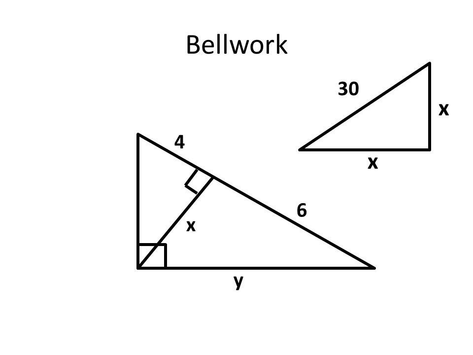 Bellwork 30 x 4 x 6 x y