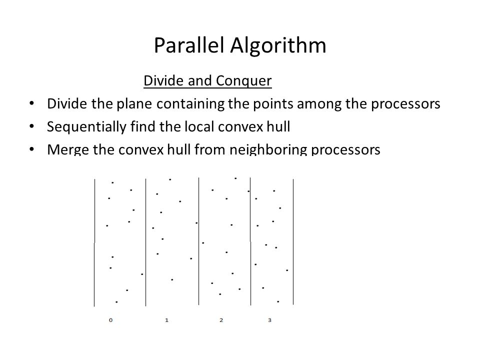 Parallel Algorithm Divide and Conquer