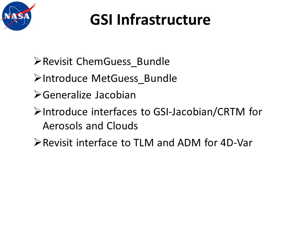 GSI Infrastructure Revisit ChemGuess_Bundle Introduce MetGuess_Bundle