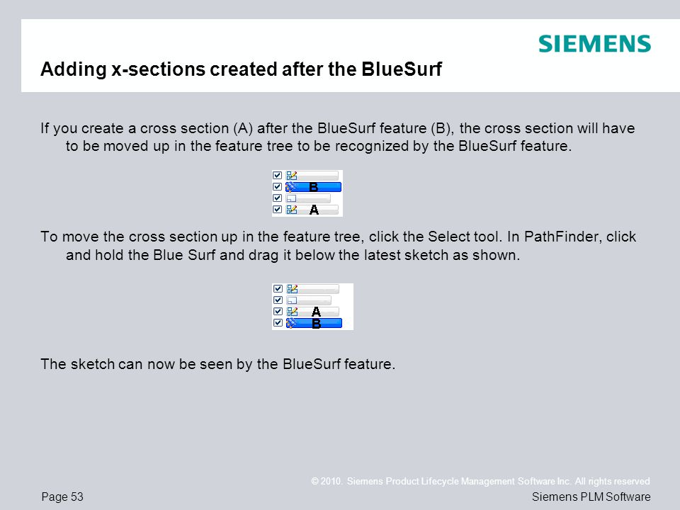 Adding x-sections created after the BlueSurf