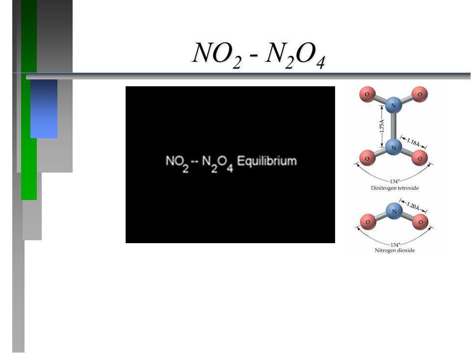 NO2 - N2O4