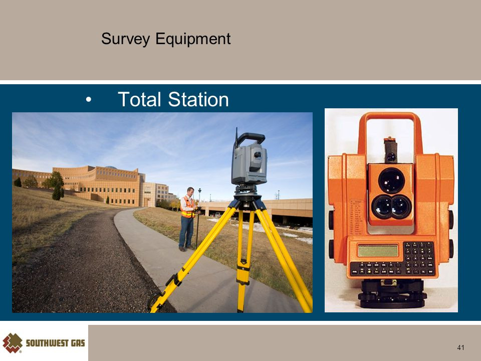 Survey Equipment Total Station