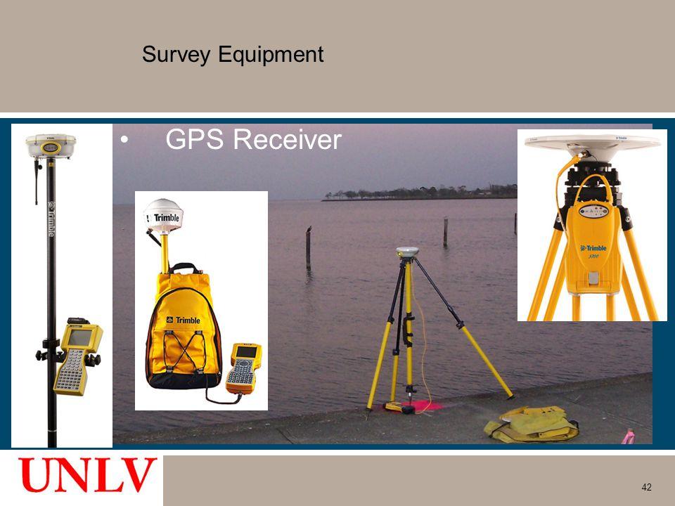 Survey Equipment GPS Receiver