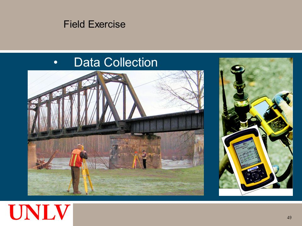 Field Exercise Data Collection