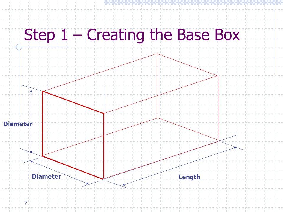Step 1 – Creating the Base Box