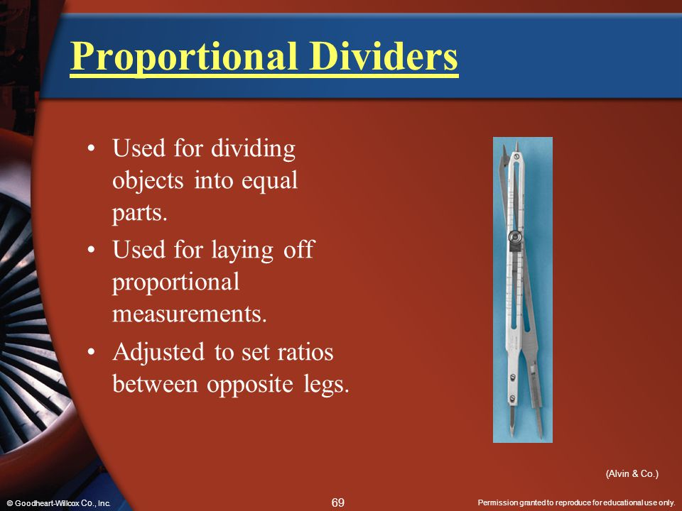 Proportional Dividers