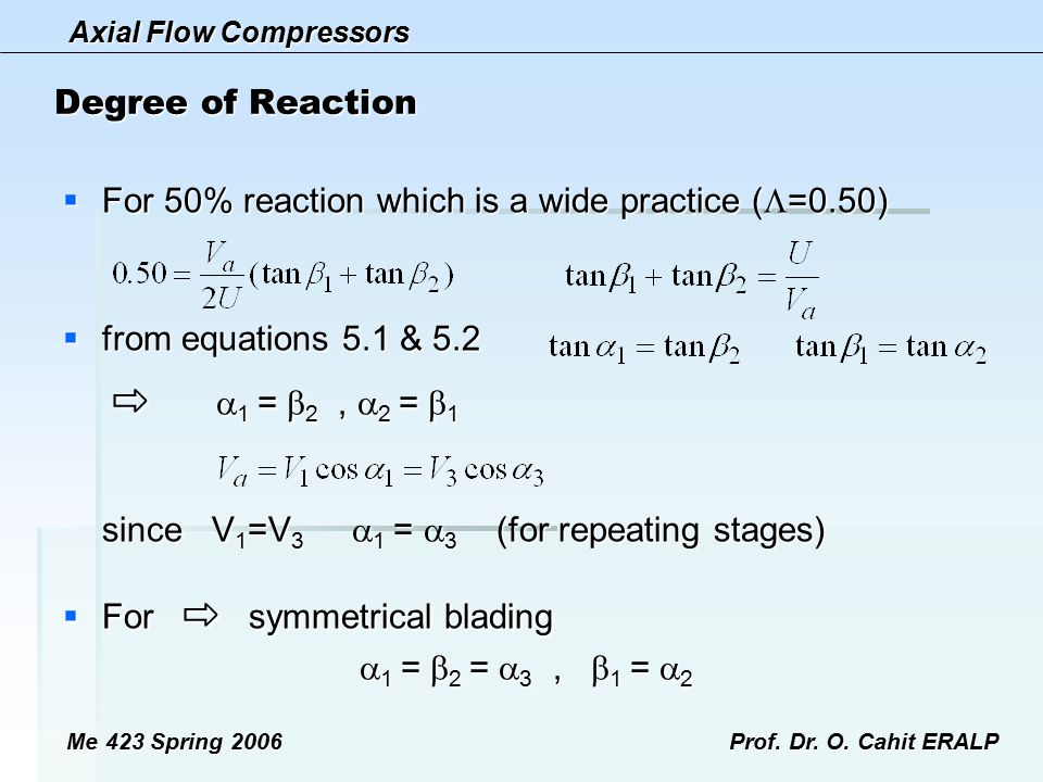 For 50% reaction which is a wide practice (=0.50)