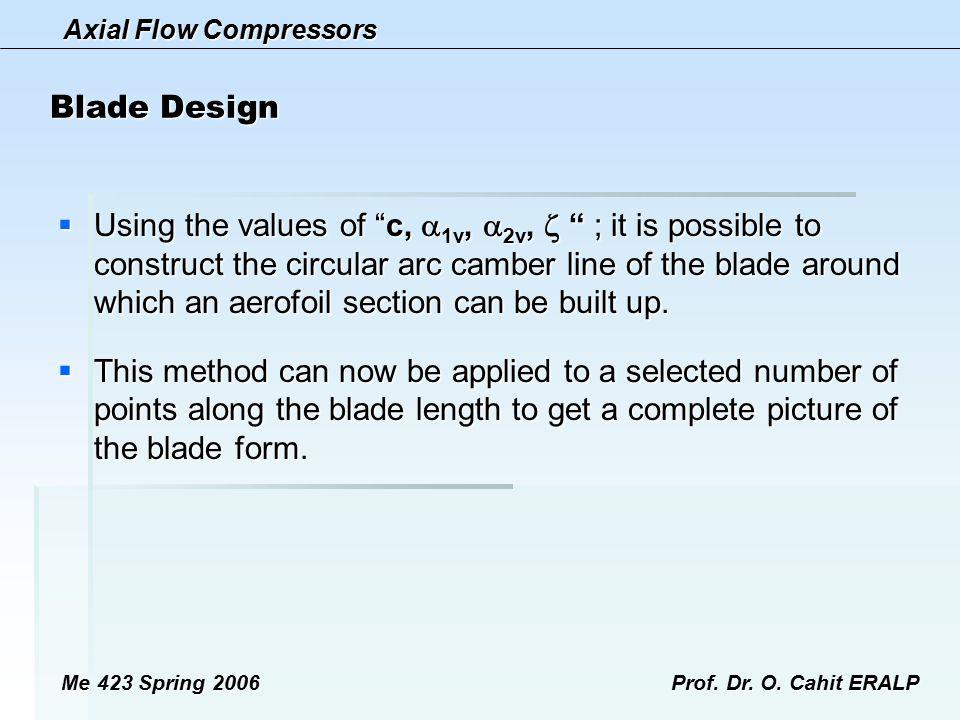 Blade Design