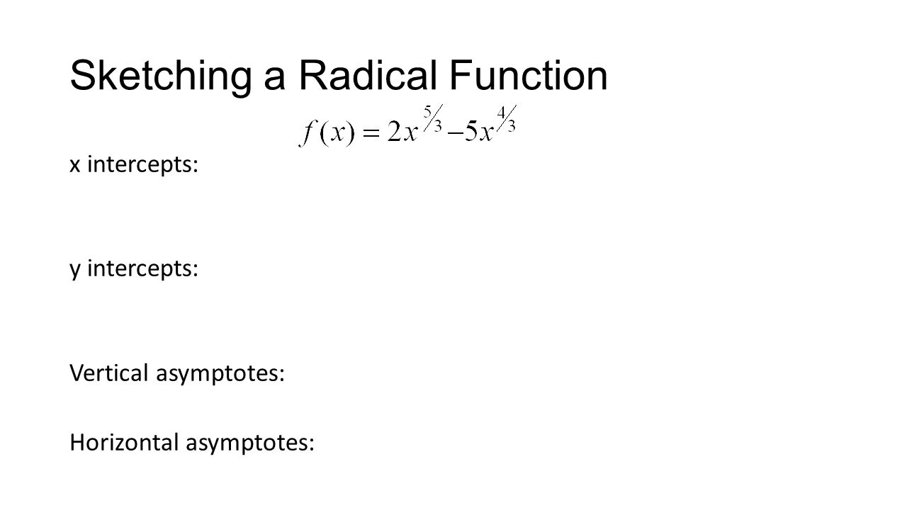 Chapter 3 spring ppt video online download sketching a radical function ccuart Gallery